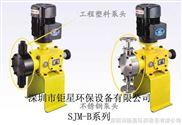 深圳SZ-B顺子SZ柱塞计量泵