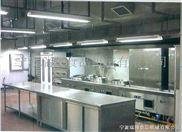 整套中央廚房設計