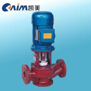 SL玻璃鋼管道泵,管道離心泵,耐腐蝕管道泵,立式管道泵