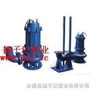 排污泵:WQ型无堵塞潜水排污泵 无堵塞固定式潜水排污泵