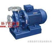 ISW型-管道泵:ISW型不锈钢卧式管道泵
