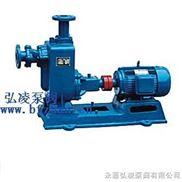 ZW型-排污泵:ZW型自吸式排污泵|自吸排污泵|自吸式无堵塞排污泵