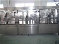 CGF32-32-10冲瓶灌装旋盖三合一机