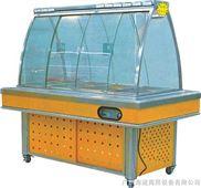 车灯型熟食柜,海进熟食柜,广州熟食柜,熟食冷热柜,熟食保鲜柜