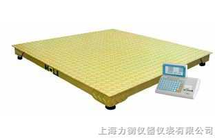 不干胶打印电子地磅,上海力衡地磅