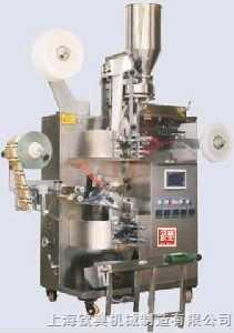 供应寒冬茶袋泡茶包装机/东北茶内外袋茶叶包装机