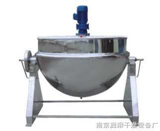 FK-200L可倾式带搅拌蒸煮锅