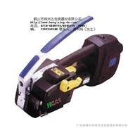 (3)手提式打包机(充电式)  小字符喷码机、手压式打码机、低台收缩机、外抽式真空机、江门剪刀、手