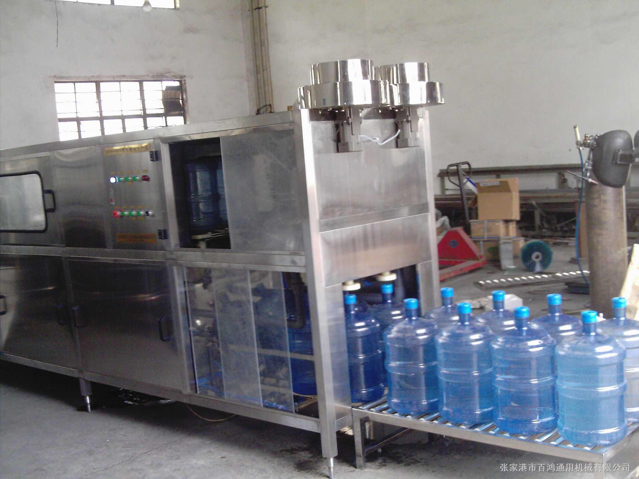 桶装水设备及生产图片大全