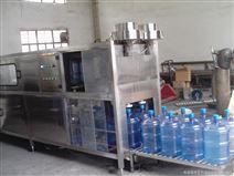 全自動桶裝純凈水灌裝機設備