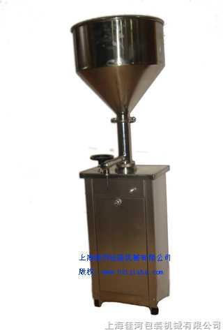 GF-100定量灌装机