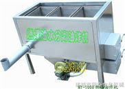 供应燃煤油炸机/燃煤小型油炸机/同泰高效燃煤油水混合油炸机
