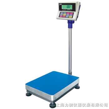 供应江西称量75kg的电子计重台秤