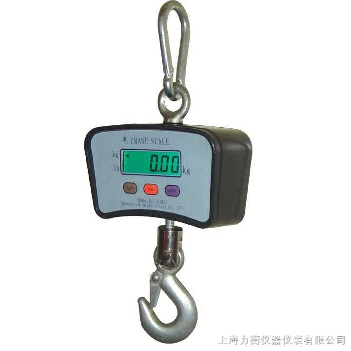 供应鞍山量程50-500kg的小型电子吊称