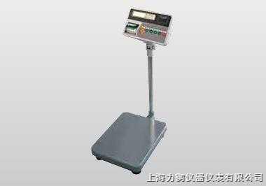 供应哈尔滨量程30-300kg的电子打印台称