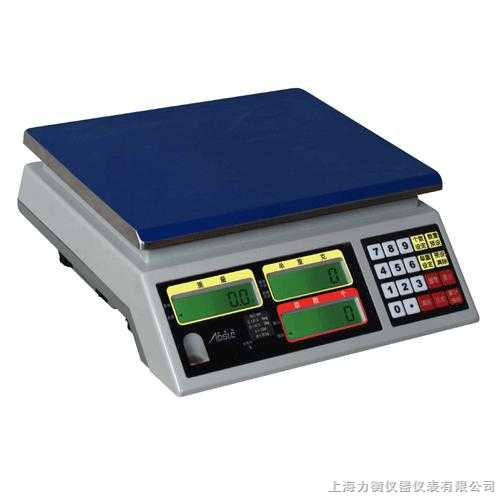 供应雅安6公斤0.1克的电子计数桌秤