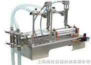 不銹鋼半自動液體灌裝機