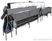 丸子制作机器 小型丸子机 丸子成型蒸煮冷却流水线