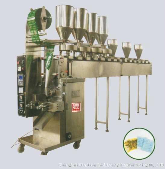 QD-40D-Multi-materials Vertical Packing Machine
