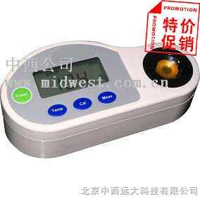 M290563手持式数显糖度计/水果糖度计/数字折射仪/糖量计/便携式糖度计/便携式折光仪 M290563