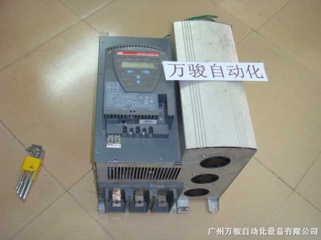 ABB软启动器维修--广州万骏自动化设备有限公司