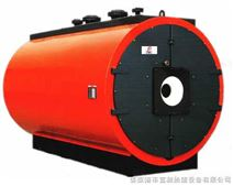 自動臥式常壓燃油熱水鍋爐
