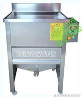 供应豆腐干油炸机/油炸豆腐油炸机/电加热型小型油炸机