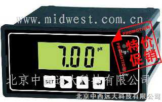 M191721在线酸度计/pH测控仪/在线PH计/工业酸度计/工业PH计