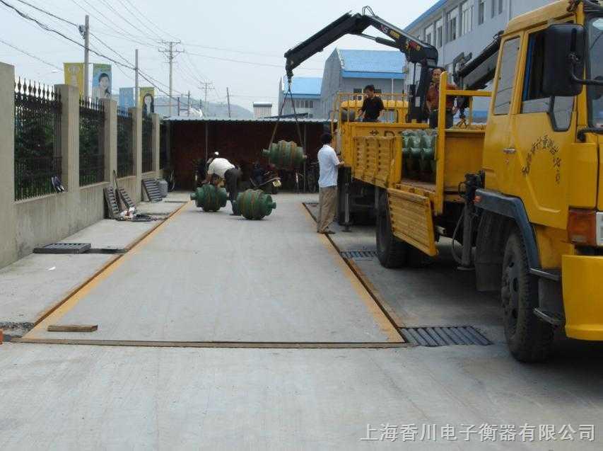 SCS江苏80吨汽车磅秤 江苏100吨电子汽车衡 60吨汽车地磅厂