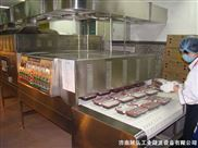 休閑食品微波干燥滅菌設備