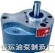 河北润滑油齿轮泵
