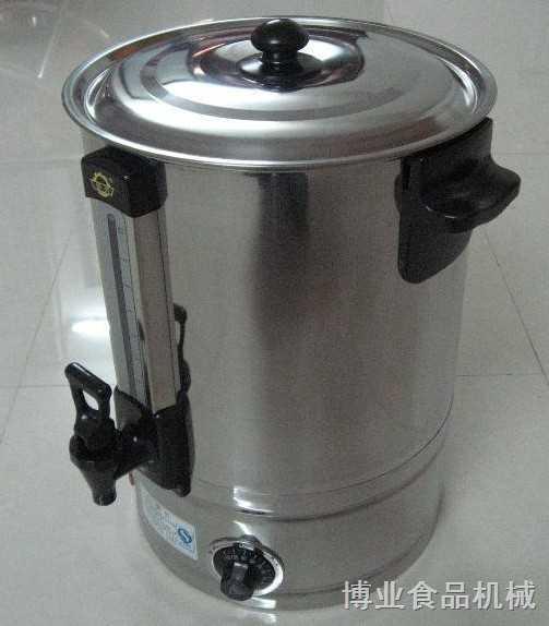 豪华型-豪华型电热开水桶系列(发热管)-博业食品机械