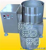 出售休闲食品油炸机,油炸花生米脱油机,离心甩油机