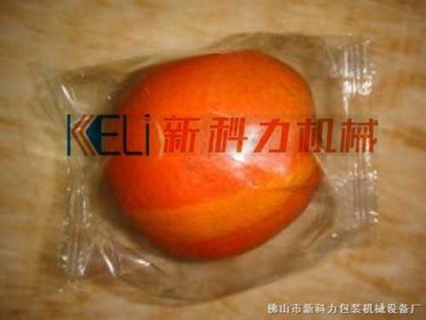 单个水果包装机 小型水果包装机