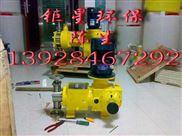 SZ计量泵柱塞式计量泵絮凝剂加药泵二氧化氯加药泵SZ系列加药泵