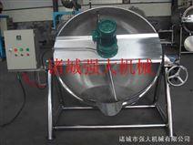 电加热可倾斜夹层锅