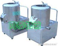 TP-10土豆加工机械,土豆脱皮机,生土豆脱皮清洗一体机(带图片)
