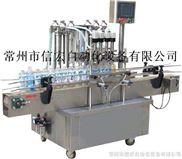 供应 全自动直线式油料灌装机