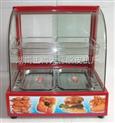 全新食品保温展示柜(二层二盘)保温柜