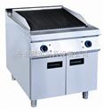900系列 火山石烧烤炉连下柜(燃气或电热)