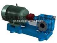 ZYB高温齿轮油泵/YCB圆弧齿轮泵型外形及安装尺寸图曲线