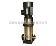 QDLF系列轻型不锈钢立式多级管道泵