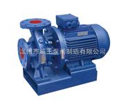 ISW型卧式管道泵