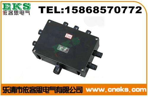 BJX8050-24/20A 380V防爆防腐接线箱
