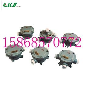 FHD-DN20防水防尘防腐接线盒 三防二通三通四通接线盒