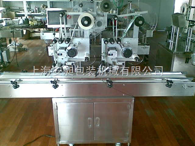 AC-1002型双头平面贴标机