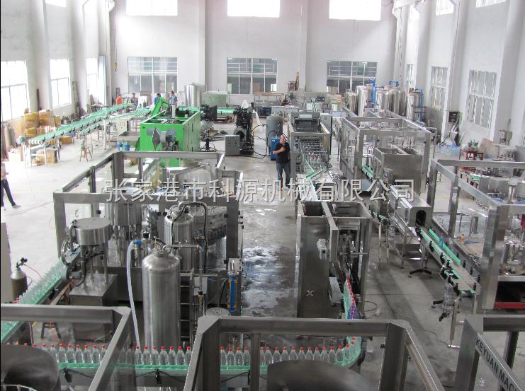 饮料灌装机械厂家