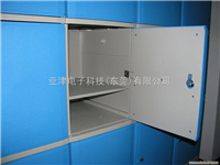 12门储物柜洗浴中心更衣柜生产商