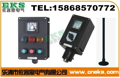 BZC8050-A2B1D2G 100/5 220V防爆防腐操作柱