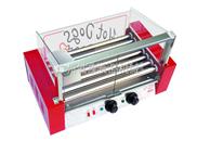 带门烤肠机|烤热狗机5管